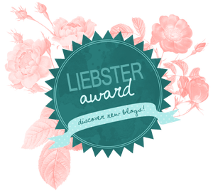 Accepting the Liebster Award 2016